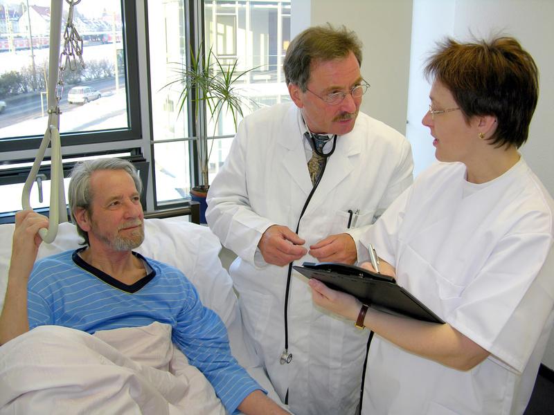 CDK e.V. - Beziehung Arzt/Pflege/Patient